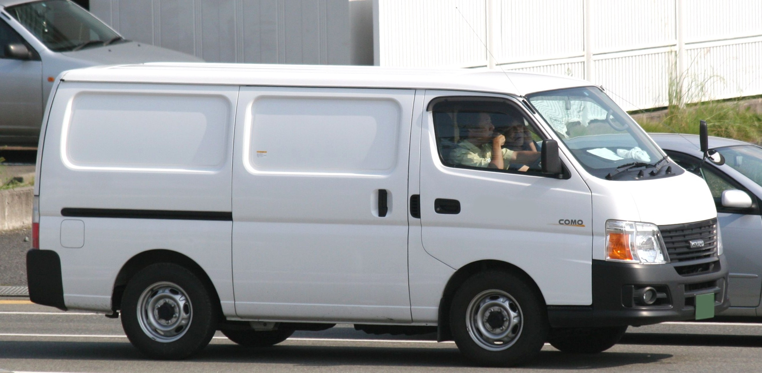 Moving Truck Rentals One Way Unlimited Mileage >> Panel Van Rental | Rent a Cargo Van
