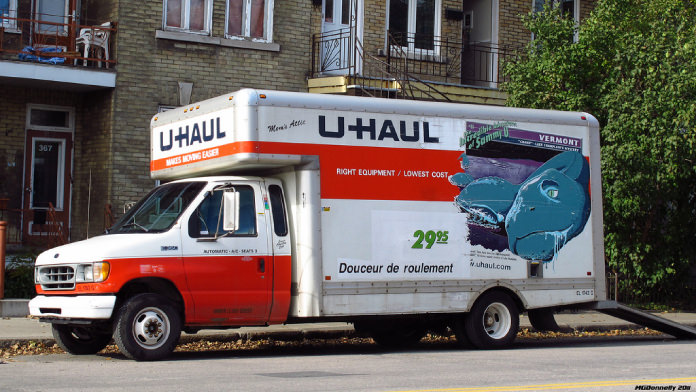 Moving Truck Rentals One Way Unlimited Mileage >> U-haul | Rent a Cargo Van